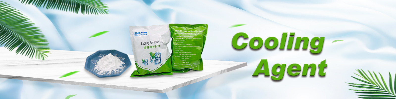 China best Cooling Agent Powder on sales