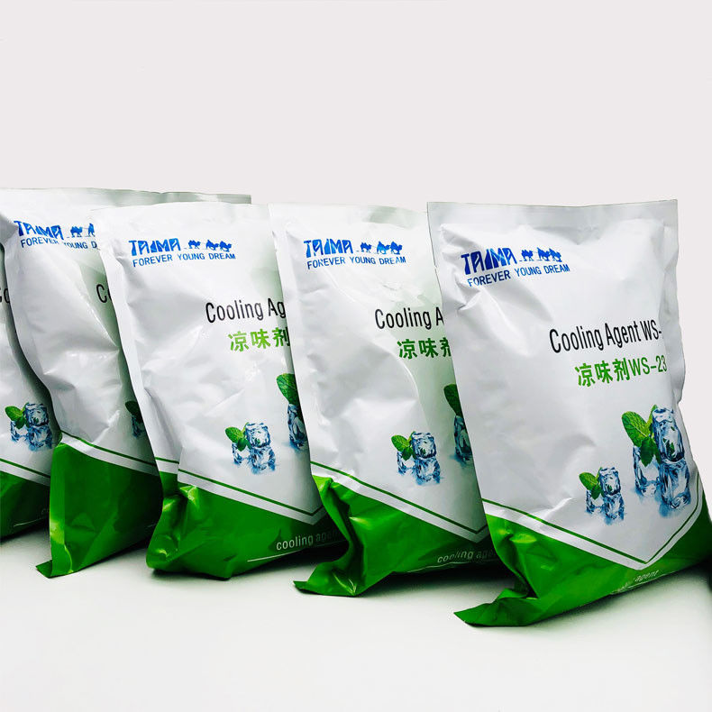 High Pure Food Grade Cooler Powder WS-23 Mint Extract Chiller WS-23 For Candy
