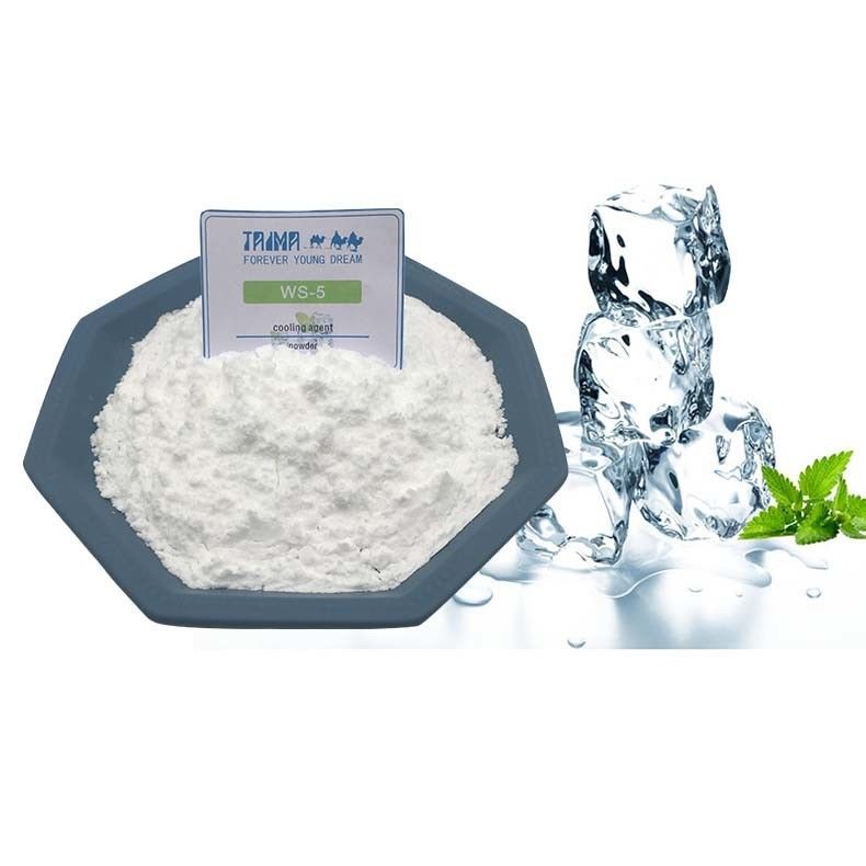 WS-5 Cooling Agent Powder Food WS-5 Koolada Powder For Candy And Ice Cream