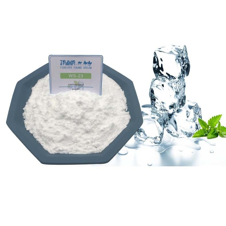 High Pure Cooling Agent Powder WS-23 For Toothpaste Free Sample
