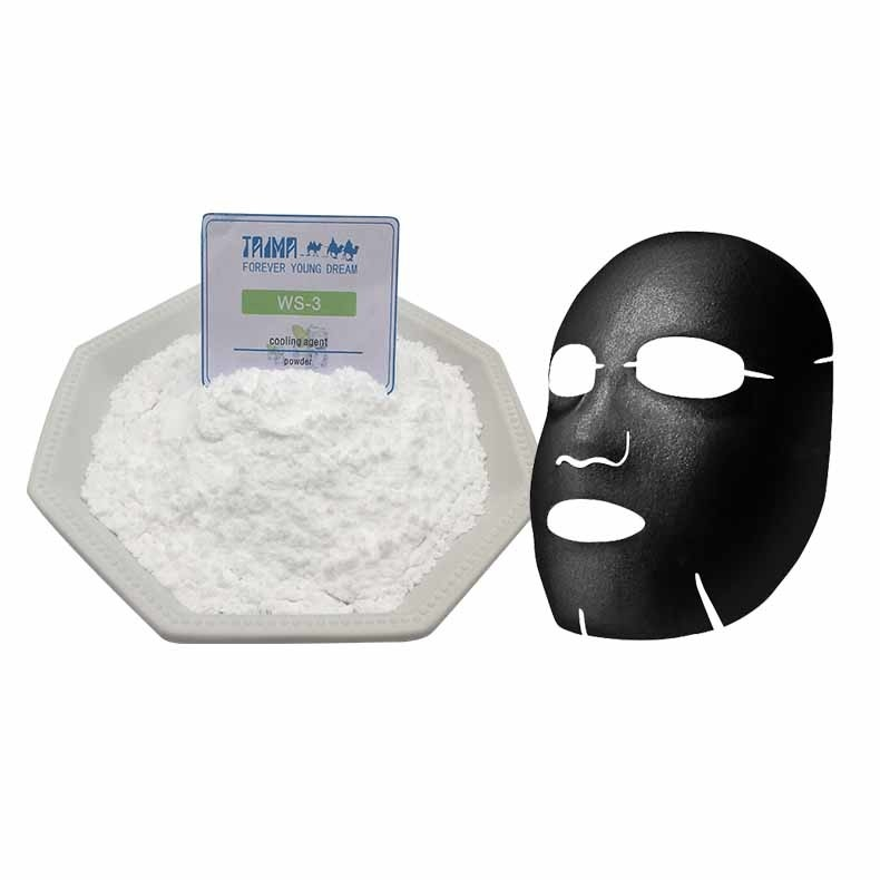 Cooling Agent Powder WS-3 Koolada Long Lasting Cool Used For Facial Mask