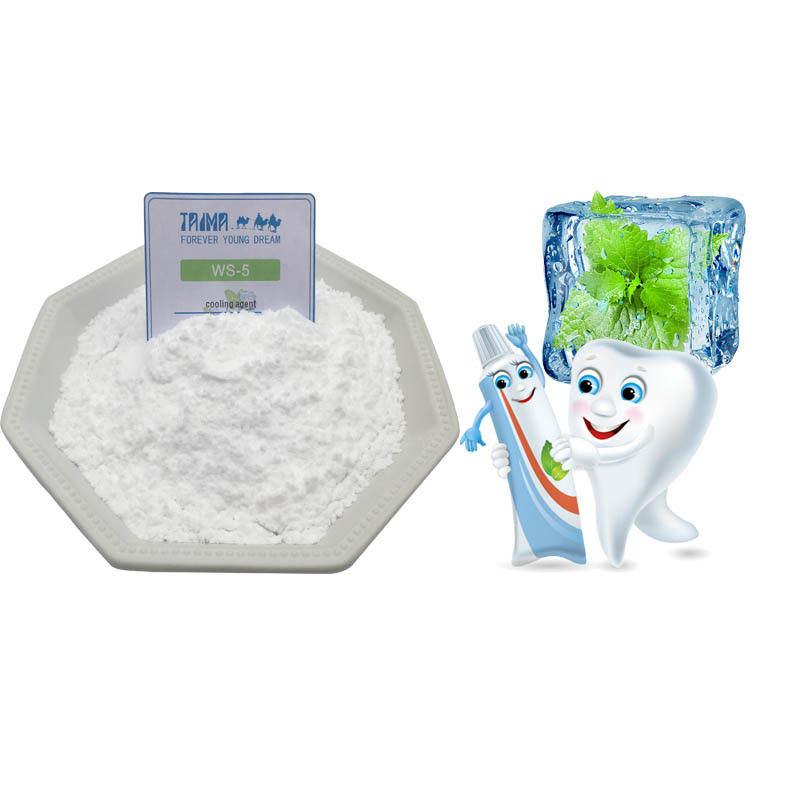 Strong Cool Feeling WS5 Cooling Agent For Toothpaste / Oral Products