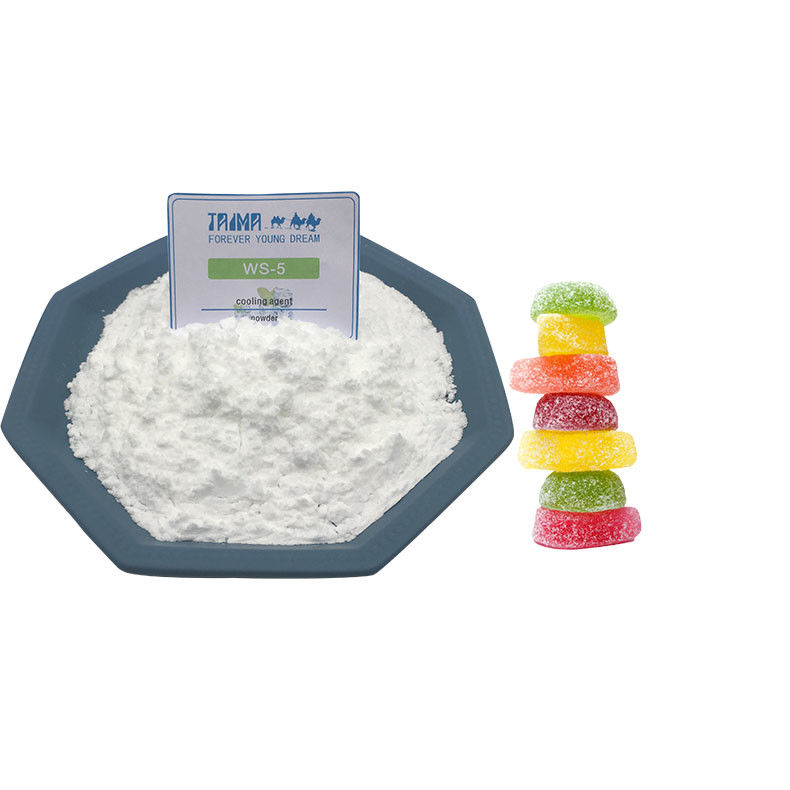 Cooling Powder CAS No:68489-14-5 WS-5 High Concentrated Used For Candy