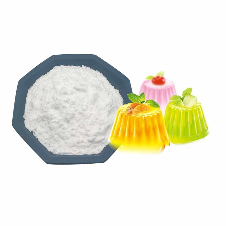 White Color WS-5 Cooling Agent Menthol Crystal Powder Food Garde For Jelly