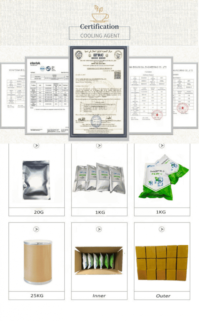 cooling agent ws23 5